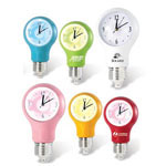Light Bulb Clock