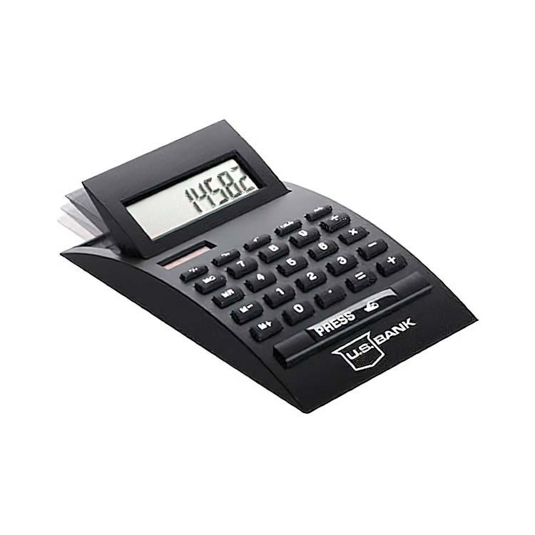 Adjustable Display Calculator
