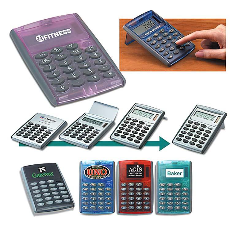 Grande calculatrice de bureau no. 2