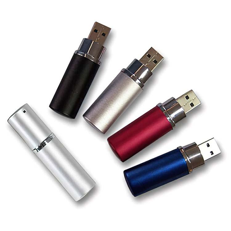 Bâton de mémoire clé USB format rouge à lèvres