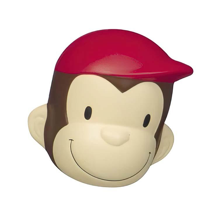 Monkey Face Stress Ball