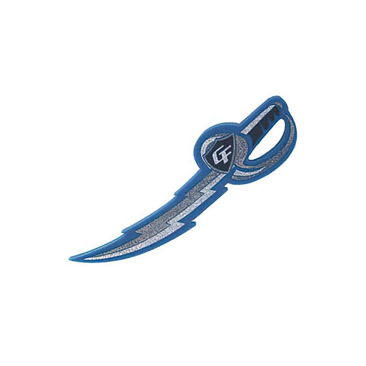 Épée en éponge