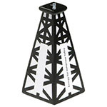 Oil Derrick Stress Reliever
