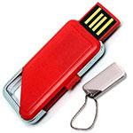 Mini bâton USB en plastique