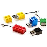 Clé USB en forme de blocs Lego