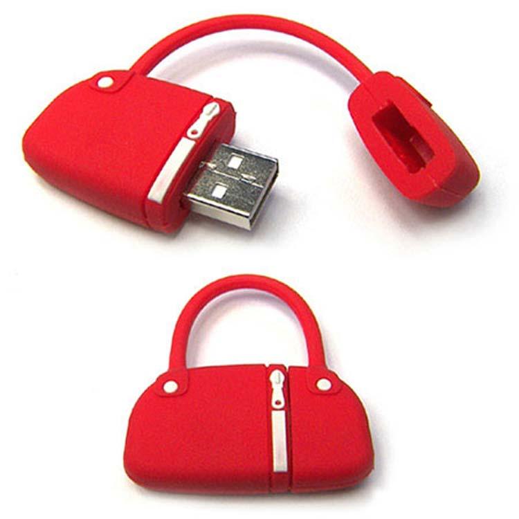 Bâton USB en forme de sac à main