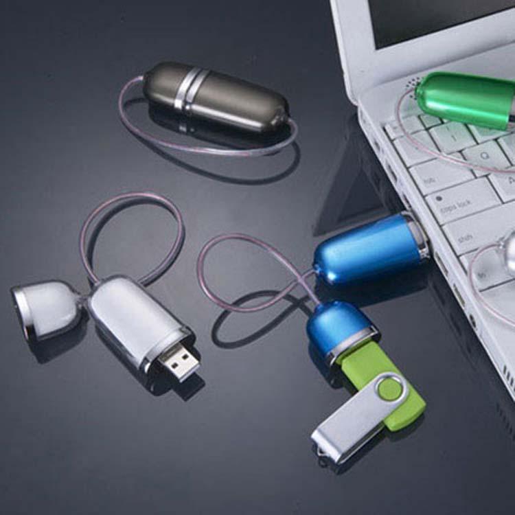 Bâton USB en plastique