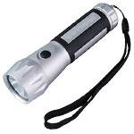 Lampe de poche Solo avec DEL (1 Watt)