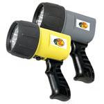 Lampe à projecteur avec 6 DEL brillantes