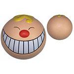 Bonhomme souriant balle anti-stress