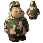 Militaire balle anti-stress