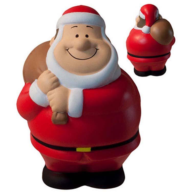 Père Noël balle anti-stress no. 2