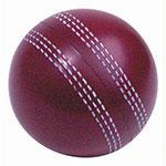 Balle de cricket balle anti-stress