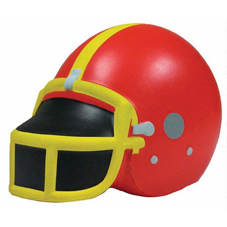 Casque de football balle anti-stress