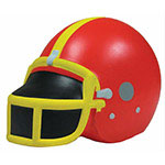 Casque de football balle anti-stress
