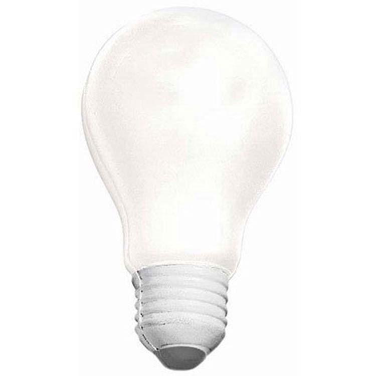 Ampoule blanche balle anti-stress
