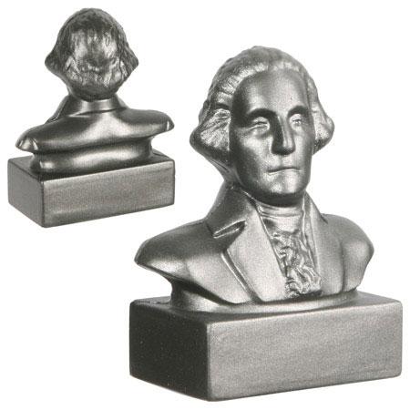 Buste de George Washington anti-stress