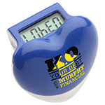 Healthy Heart Step Pedometer - Blue