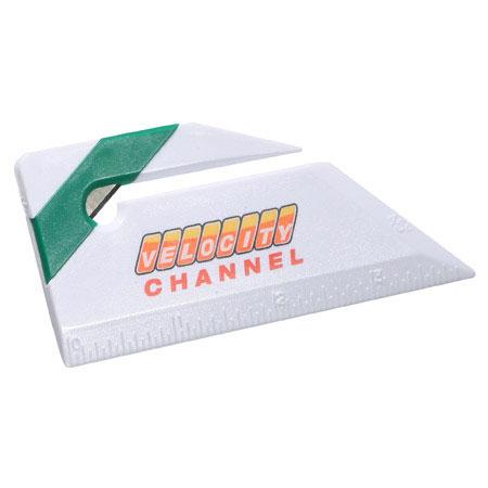 Letter Opener Mini Ruler - Green