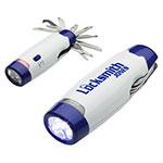 Lampe de poche et outils d'urgence multifonctions