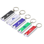 Simple Touch LED Key Chain