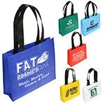Raindancer Water Resistant Coated Tote Bag