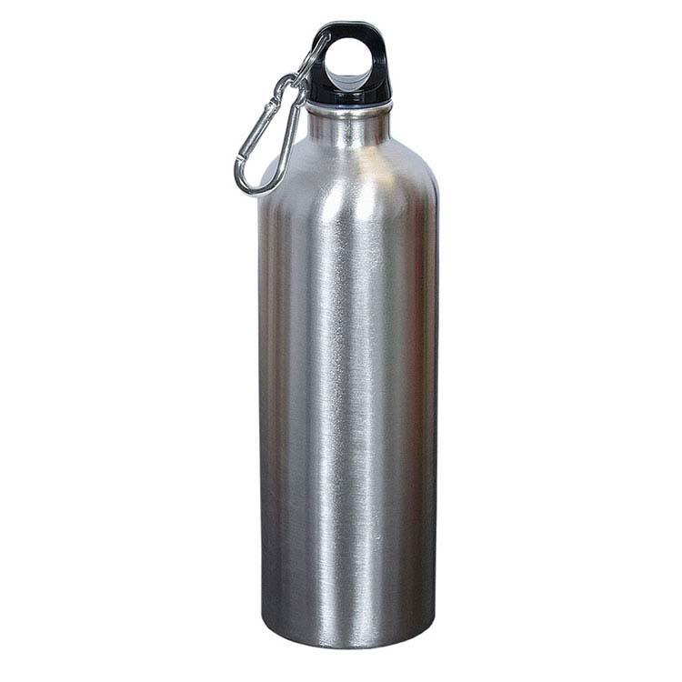 Bouteille d'eau en acier inoxydable - 750 ml (25 oz)