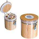 Boîte alimentaire en bambou
