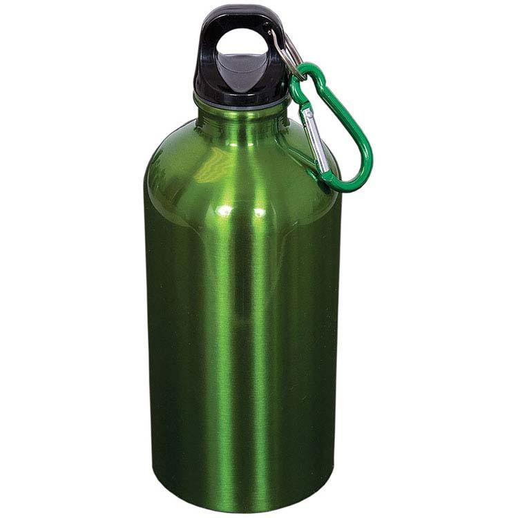 Bouteille d'eau en acier inoxydable avec mousqueton - 500 ml (16 oz) #3
