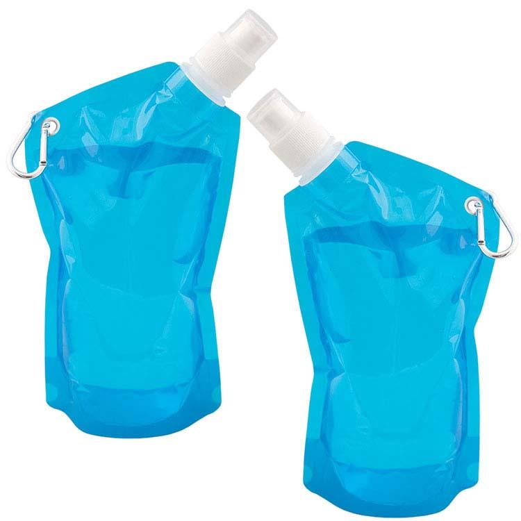 Bouteille d'eau pliable - 591 ml (20 oz)