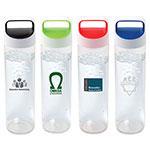 Glass Water Bottle - 600 ml (20 oz)