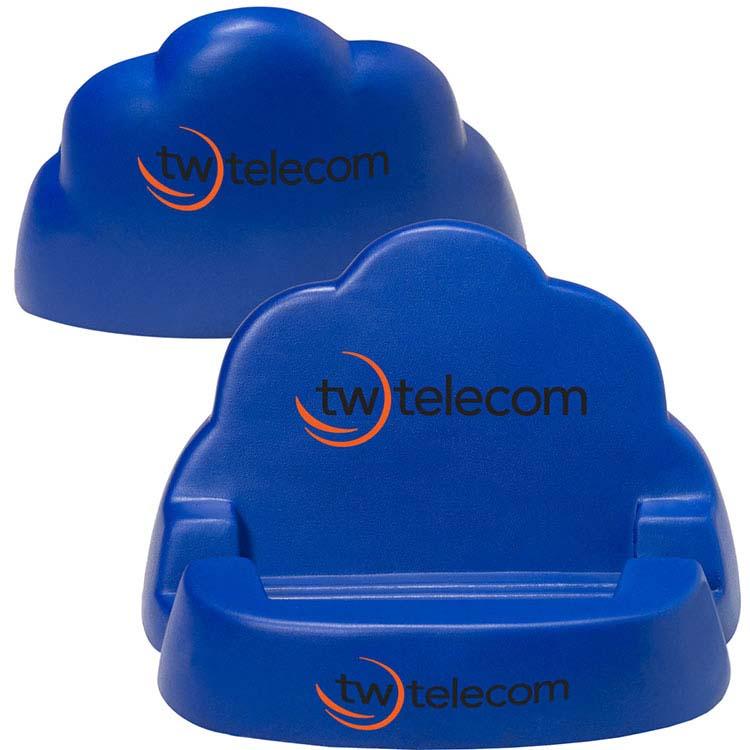 Support pour téléphone en forme de nuage #6