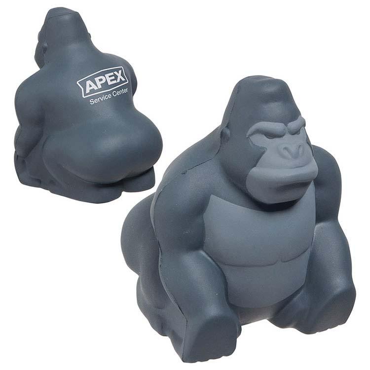Gorille anti-stress
