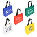 Raindance XL Water Resistant Coated Tote Bag