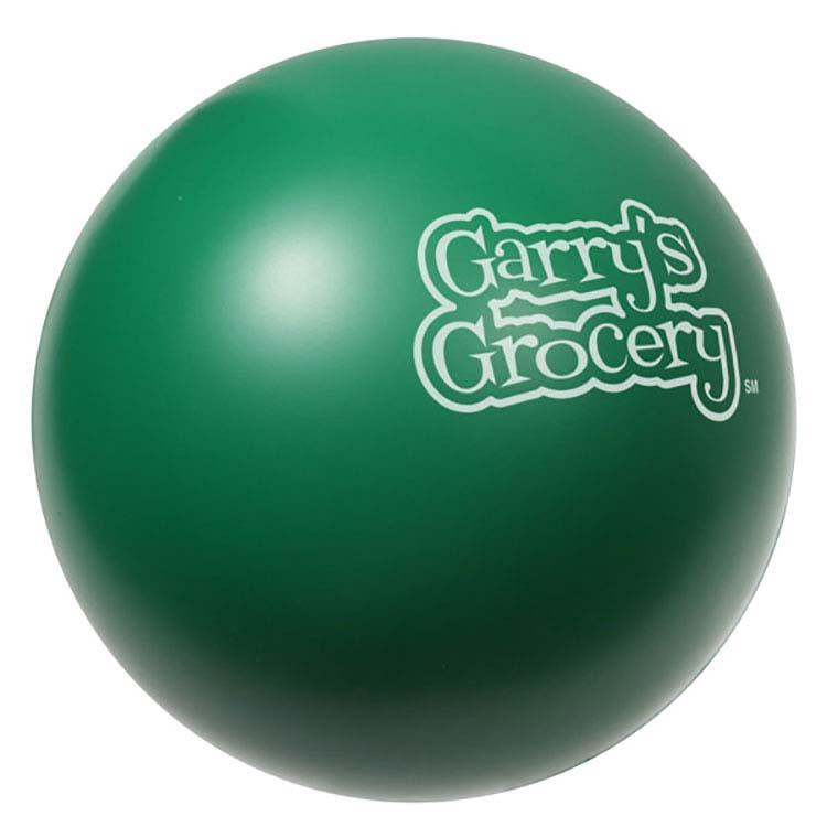 Green Stress Ball