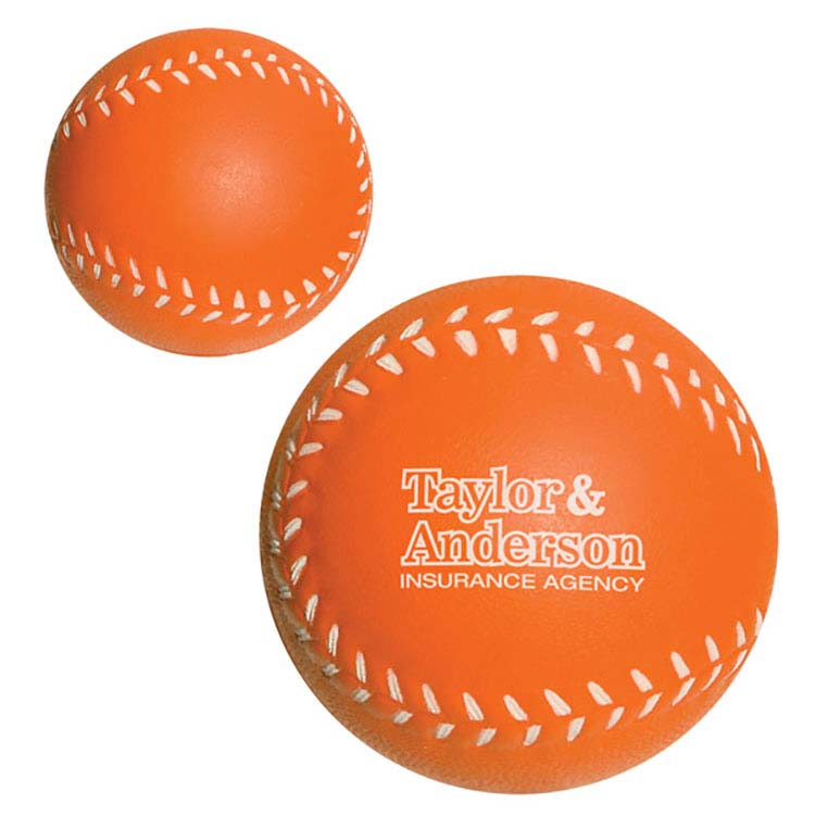 Baseball anti-stress #6