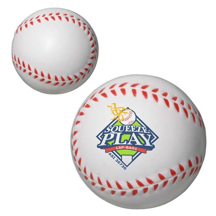 Baseball anti-stress #5