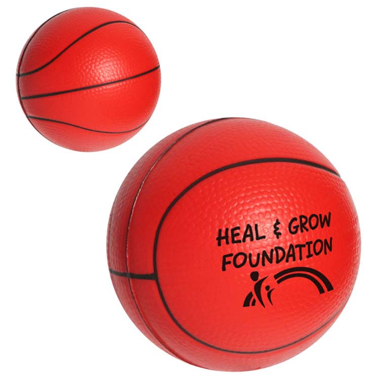 Basketball anti-stress #4