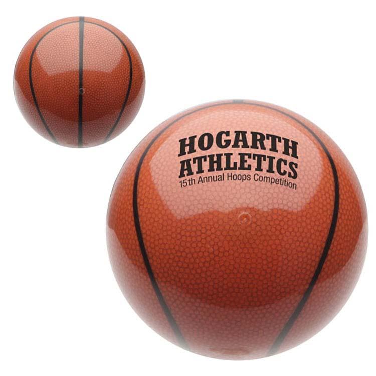 Basketball rebondissante