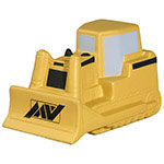 Bulldozer balle anti-stress