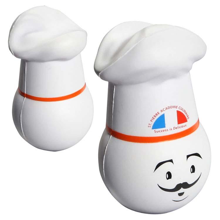 Chef Mad Cap anti-stress