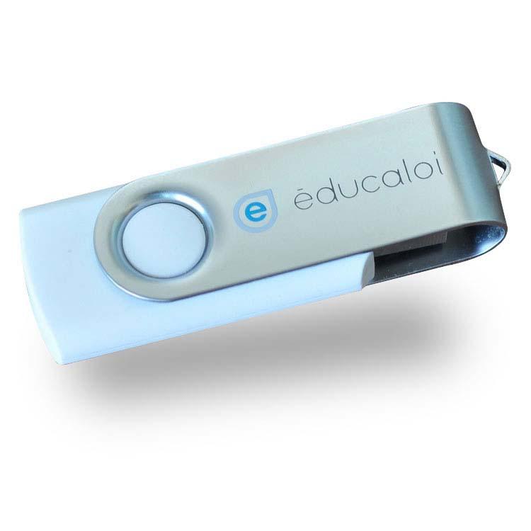 Clé USB pivotante #3