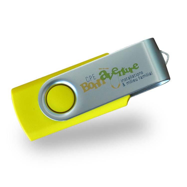 Clé USB pivotante #5