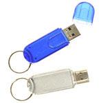 Clé USB avec anneau