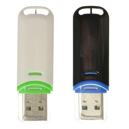 Clé USB avec capuchon transparent