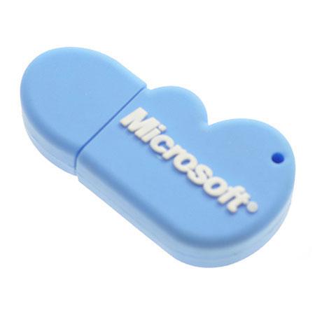 Clé USB en PVC nuage