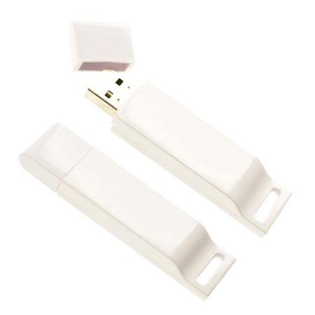 Clé USB et logo imprimé