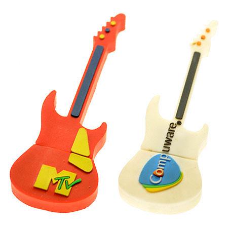 Clé USB guitare électrique