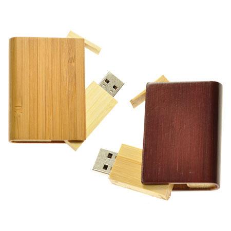 Clé USB pivotante livre