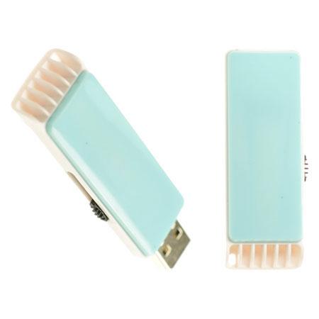 Clé USB publicitaire rétractable